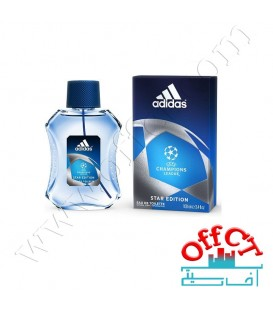 ادکلن آدیداس مدل Uefa Champions League Star Edition Edt
